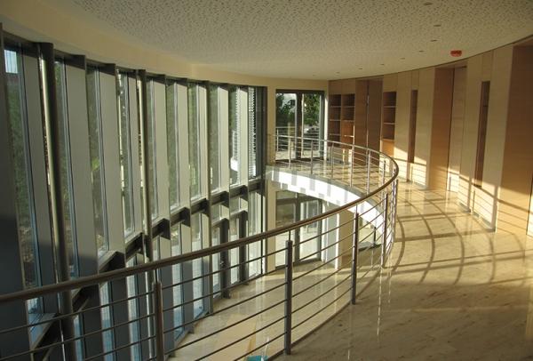 Grundschule Sprendlingen architektur defort